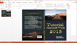 How to Make a Book Cover Design in Microsoft PowerPoint