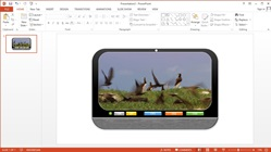 How to Make a Slideshow Video Animation Menu in Microsoft PowerPoint