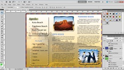 How to design your own tri fold brochure in Adobe Photoshop